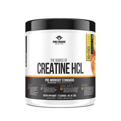 FireSnake Creatine HCL 300g